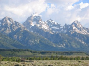 The Grand Teton  Photo: Andy Tyson