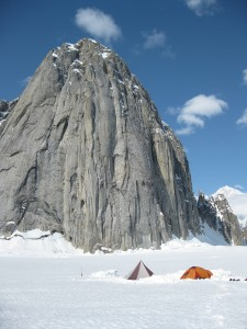 Base Camp  Photo: Brenton Reagan